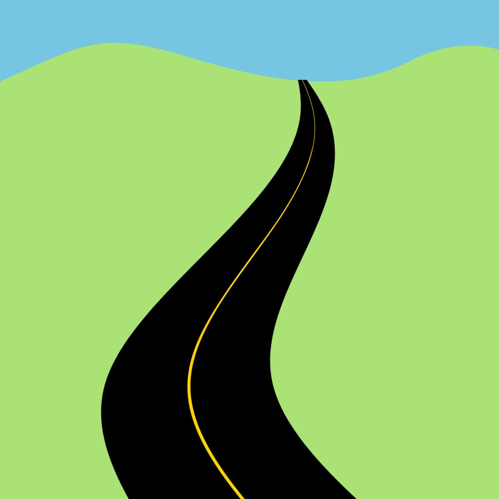 photoshop hair style photoshopforums drawing simple road need help 6283